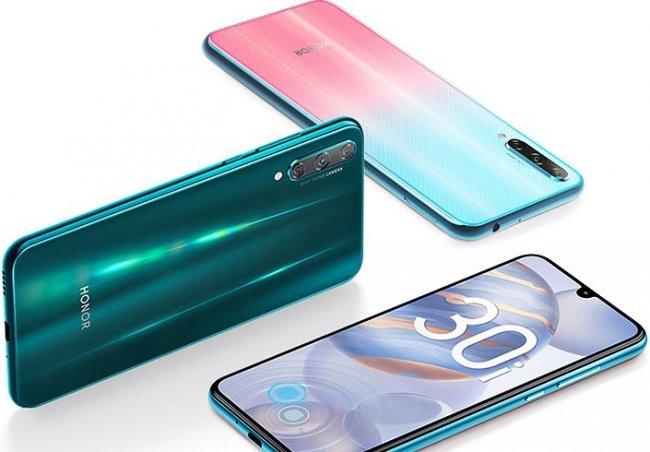 Цена Huawei Honor 30i Dual