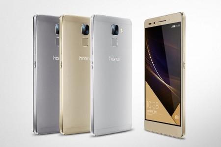 Снимка на Huawei Honor 7 Dual SIM
