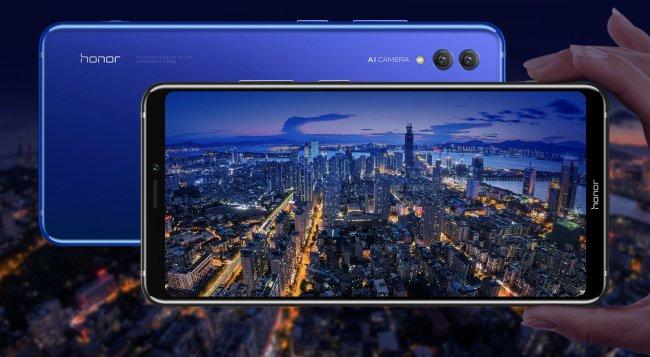 Снимки на Huawei Honor Note 10