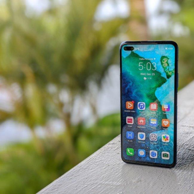 Снимка на Huawei Honor V30 Pro