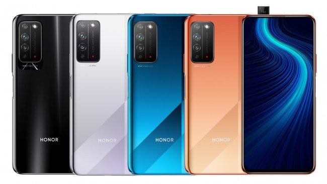 Huawei Honor X10 Dual