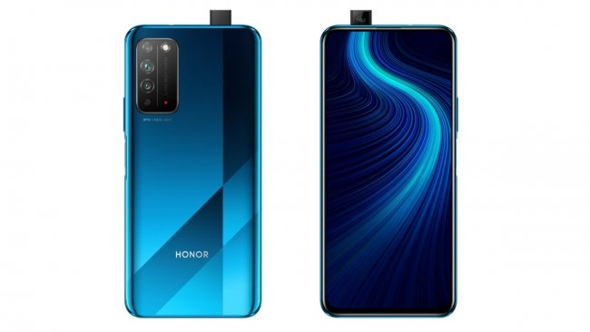 Цена Huawei Honor X10 Dual