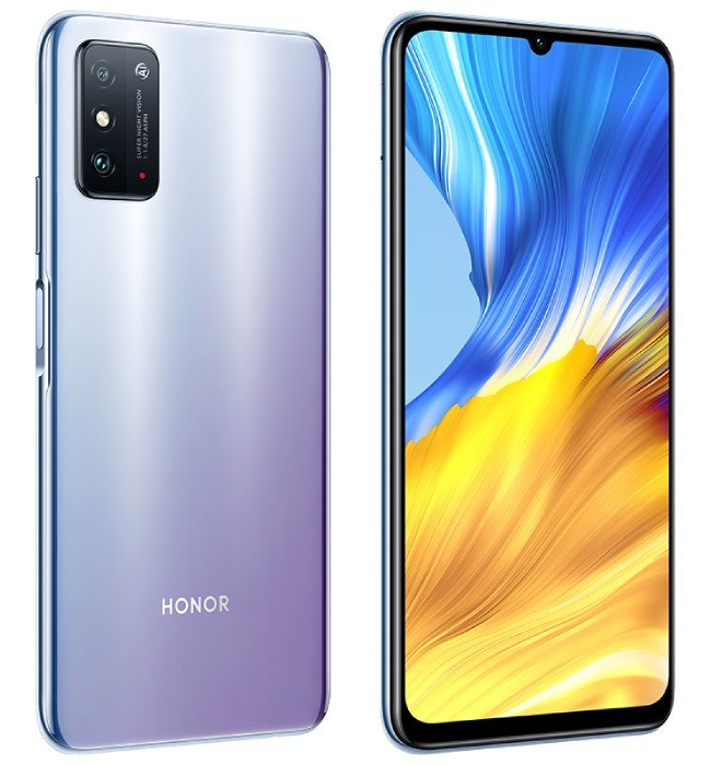 Снимки на Huawei Honor X10 Max 5G