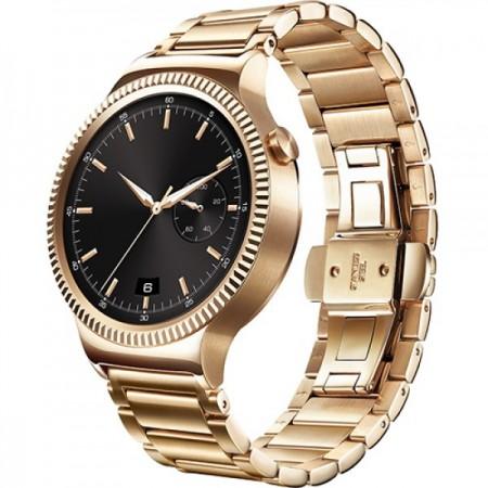 Smart Часовник Huawei Huawei Smartwatch 42mm Gold Steel