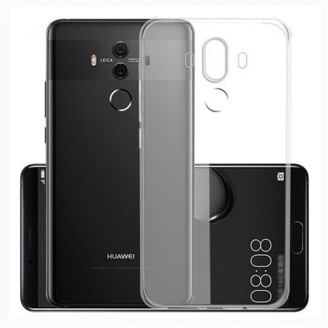 Калъф за Huawei Mate 10 силиконов гръб