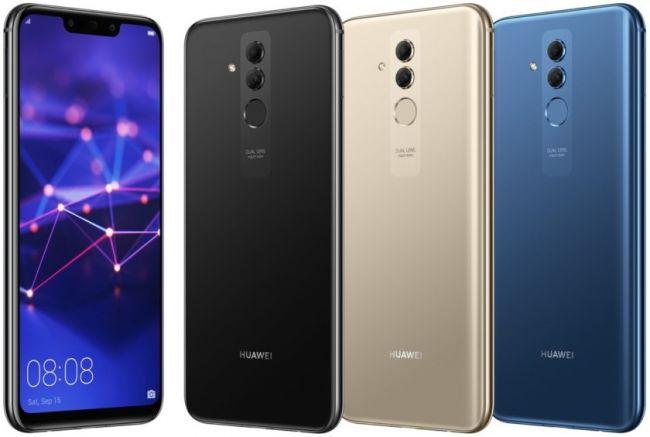 Смартфон Huawei Mate 20 Lite Dual