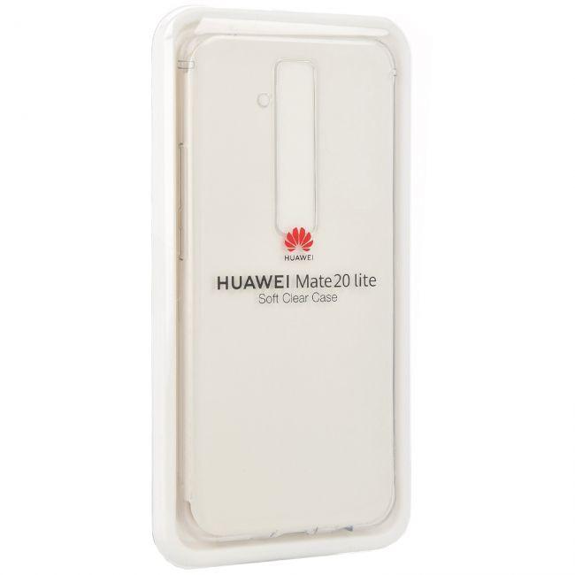 Калъф за Huawei Mate 20 lite Soft Clear case