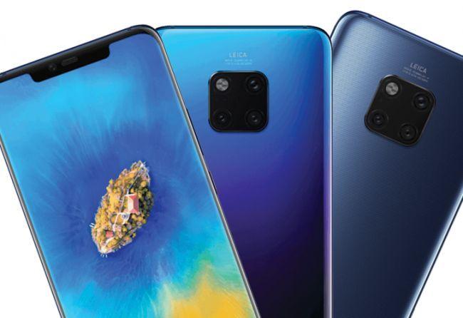 Снимка на Huawei Mate 20 Pro Dual