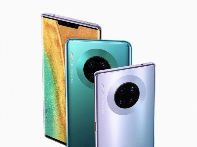Цена на Huawei Mate 30