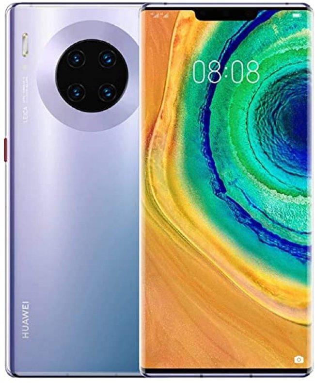 Снимки на Huawei Mate 30