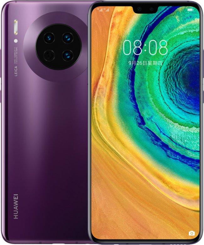 Снимка на Huawei Mate 30
