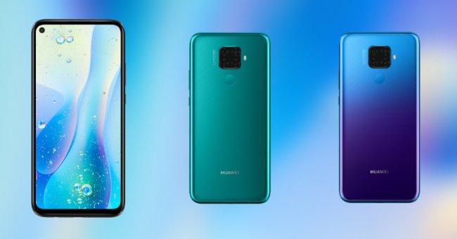 Цена на Huawei Mate 30 Lite