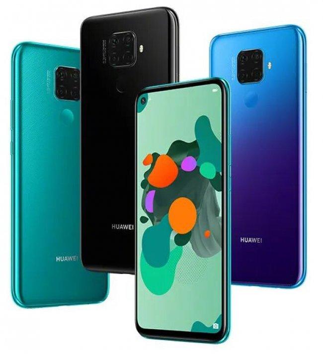 Huawei Mate 30 Lite Снимка