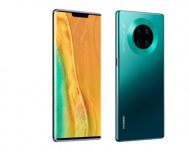 Снимка на Huawei Mate 30 Pro