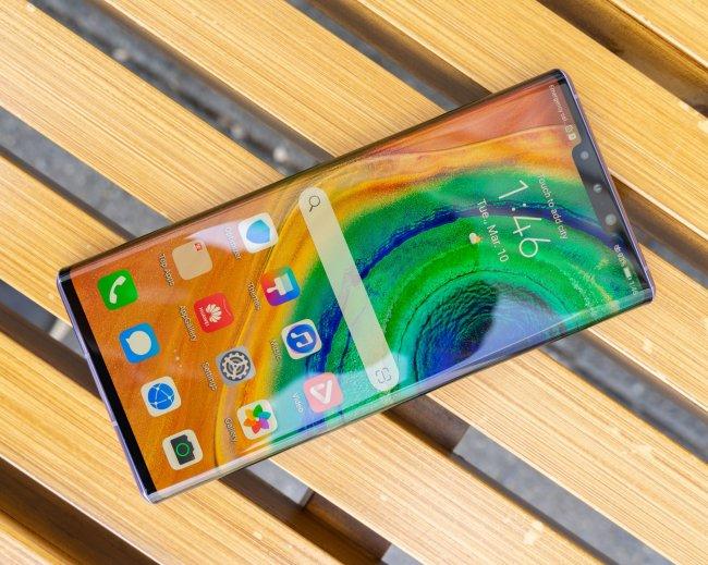 Huawei Mate 30 Pro Снимки
