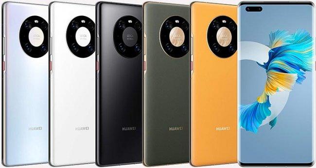 Цена Huawei Mate 40 Pro 5G