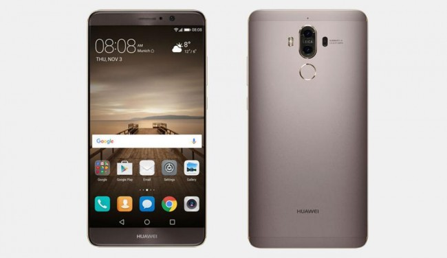 Цена на Huawei Mate 9 Pro DUAL