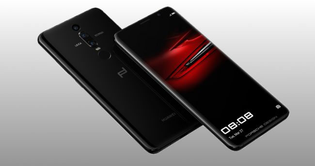 Цена на Huawei Mate RS Porsche Design