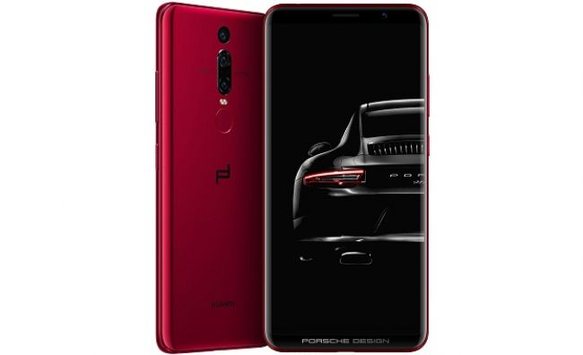 Цена Huawei Mate RS Porsche Design