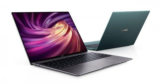 "Лаптоп Huawei MateBook X Pro 2020 10th Gen Intel i7-10510U 13.9"" 1TB SSD/16GB RAM GeForce MX250"