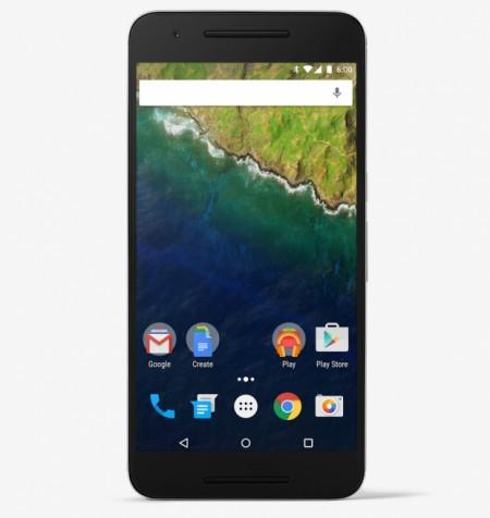 Снимка на Huawei Nexus 6P