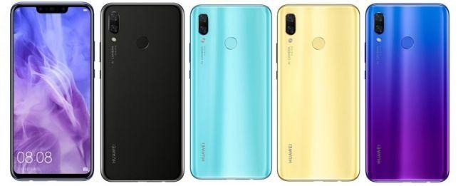 Huawei Nova 3 Dual Снимка