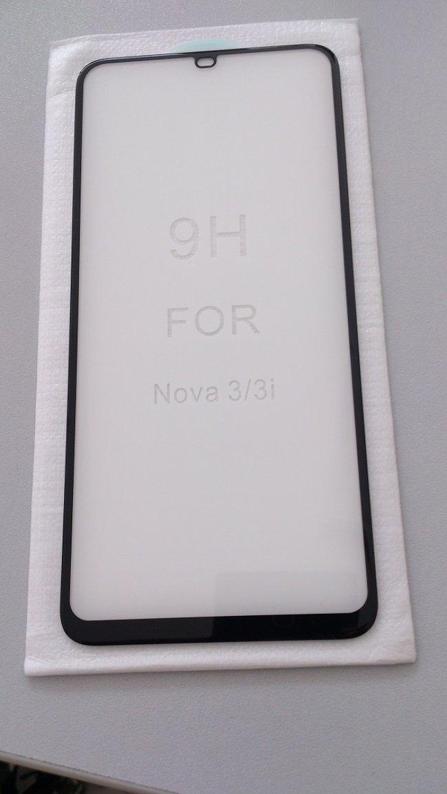 Стъклен Протектор за мобилен телефон Huawei Nova 3i/3 Glass Protector - Стъклен Протектор