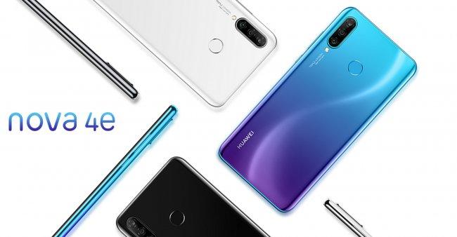 Huawei Nova 4e Dual