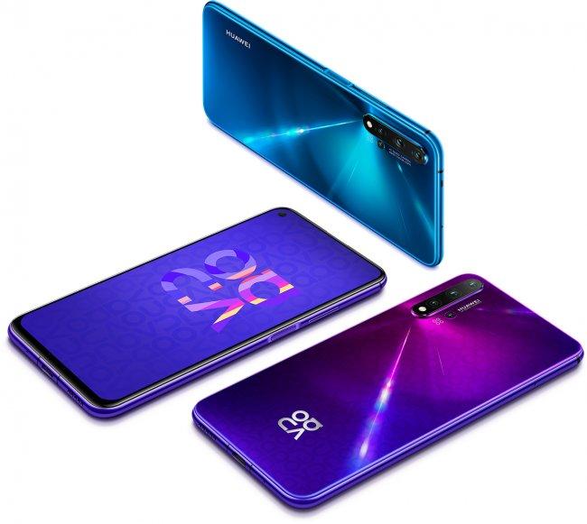 Цена на Huawei Nova 5T DUAL