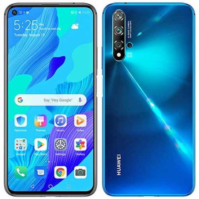 Huawei Nova 5T DUAL Снимки