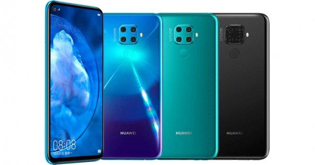 Цена на Huawei Nova 5z
