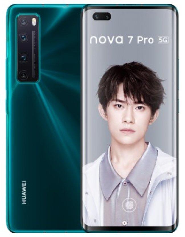 Huawei Нova 7 Pro 5G Dual