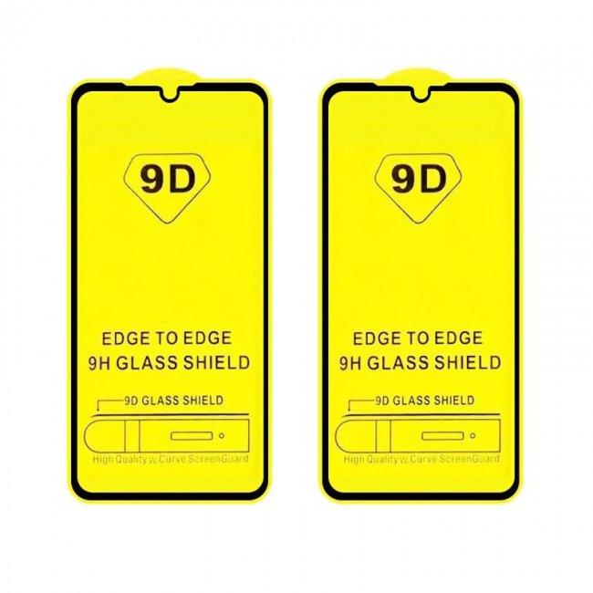 Стъклен Протектор за мобилен телефон Huawei P 30 9D Стъклен Протектор с пълно покритие