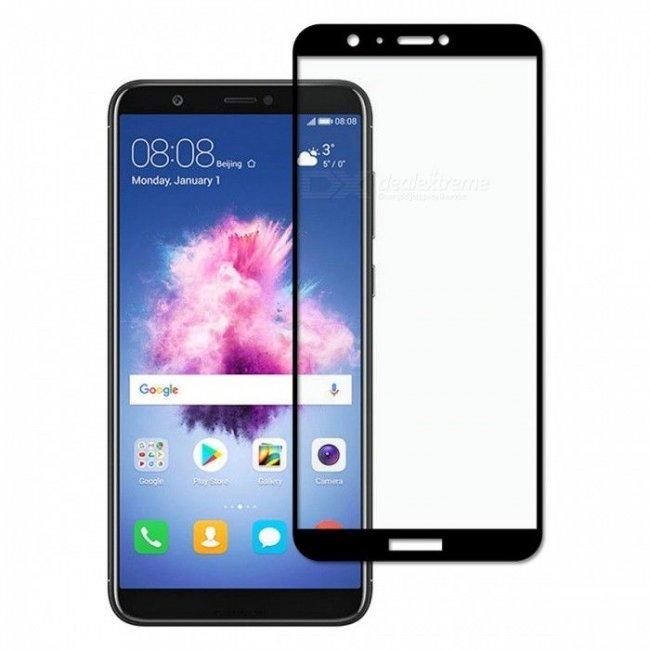 Стъклен Протектор за мобилен телефон Huawei P Smart 2018 Glass Protector 9D - Стъклен Протектор