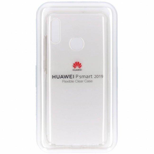 Калъф за Huawei P Smart 2019 Flexyble Clear Case