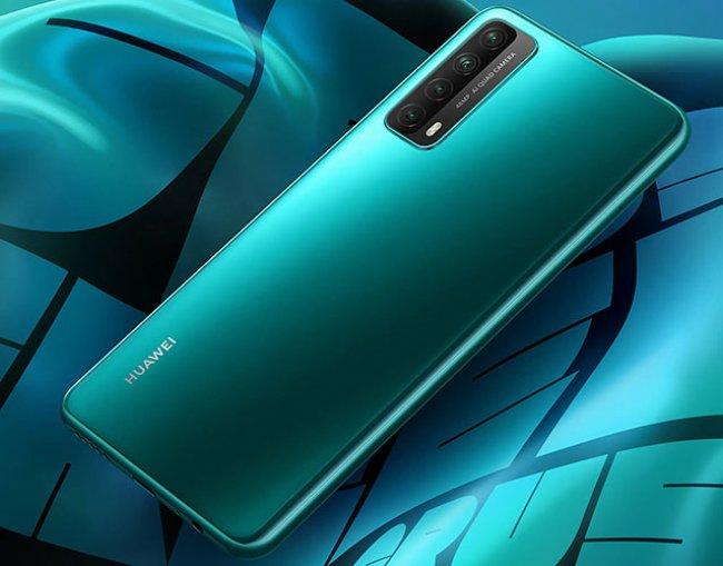 Снимки на Huawei P Smart 2021  DUAL