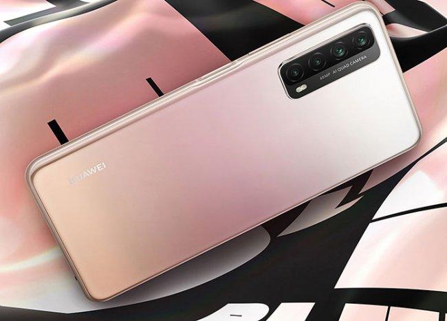 Снимка на Huawei P Smart 2021  DUAL