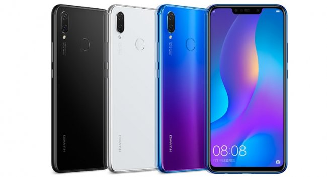 Huawei P SMART+ PLUS DUAL  (nova 3i)