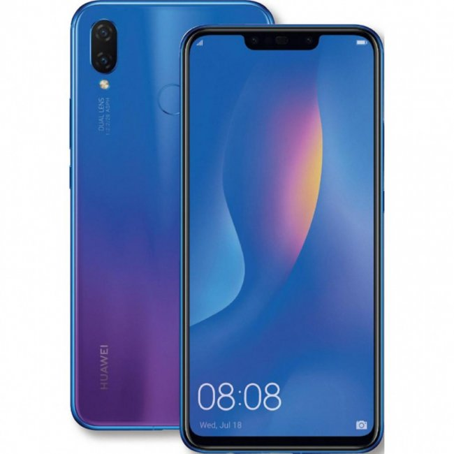 Снимки на Huawei P SMART+ PLUS DUAL  (nova 3i)