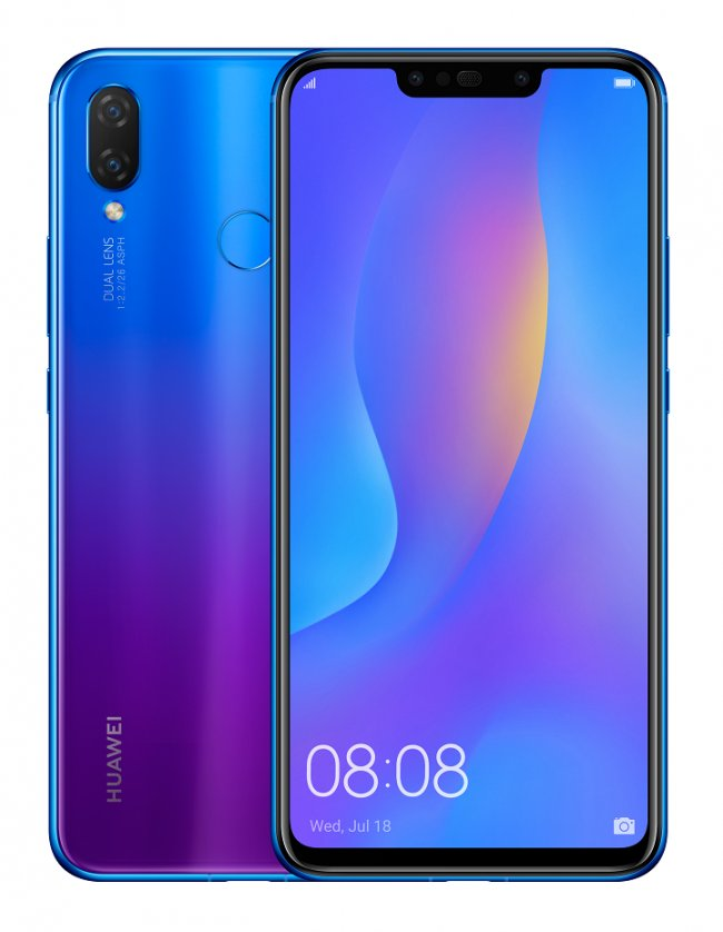 Снимка на Huawei P SMART+ PLUS DUAL  (nova 3i)