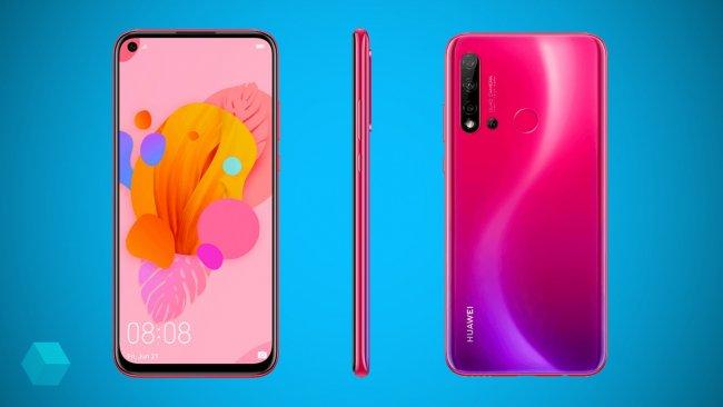 Снимка на Huawei P20 lite (2019)