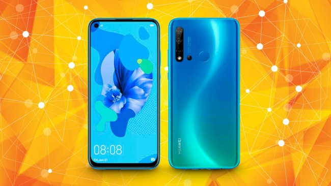 Huawei P20 lite (2019) Снимка