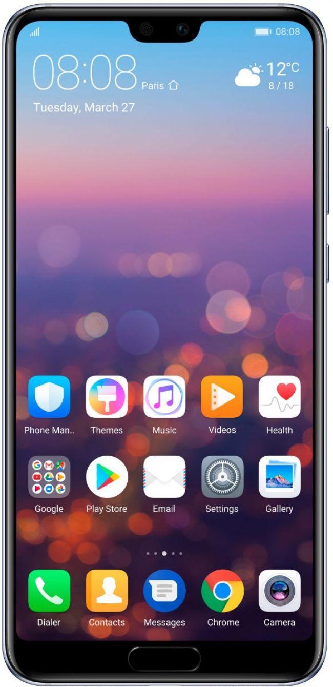 Снимки на Huawei P20 Pro Dual