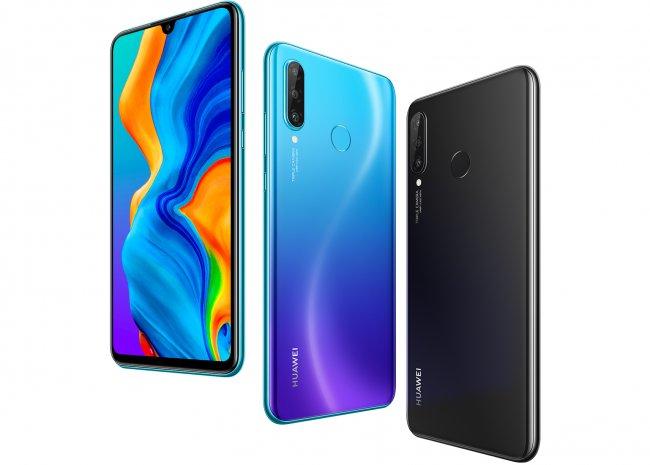 Цена Huawei P30 lite DUAL