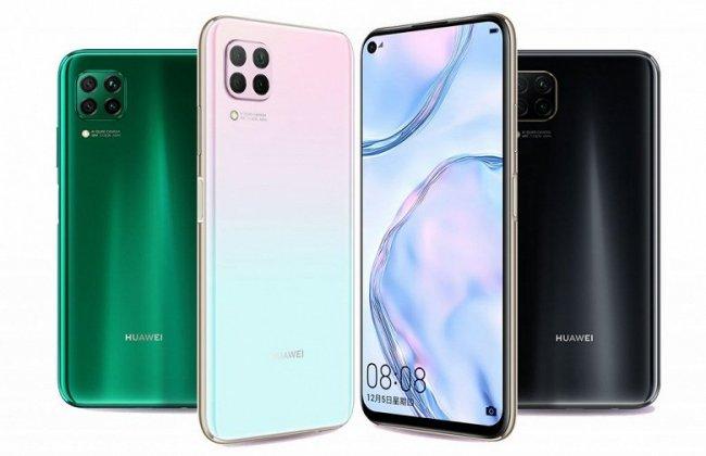 Смартфон Huawei P40 lite DUAL