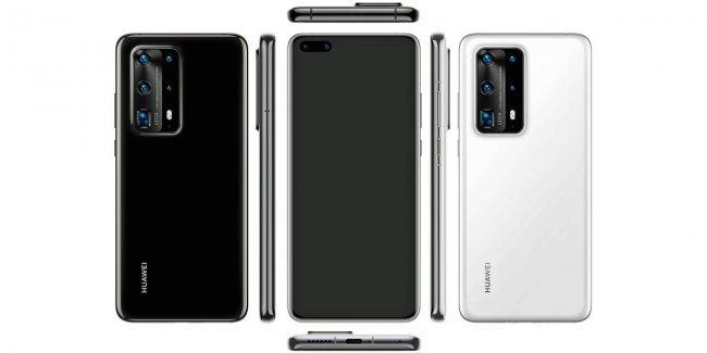 Цена на Huawei P40 Pro DUAL