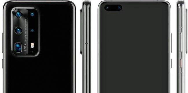 Huawei P40 Pro DUAL Снимка