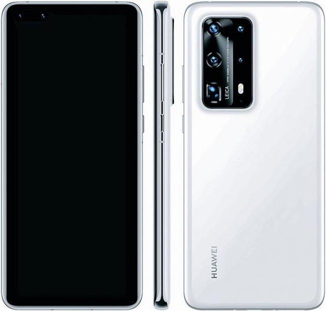 Huawei P40 Pro DUAL Снимки
