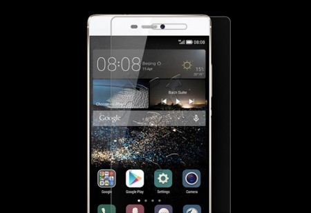 Стъклен Протектор за мобилен телефон Huawei P8 Lite Smart Glass