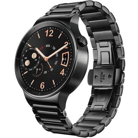 Smart Часовник Huawei Smartwatch 42mm Black Steel